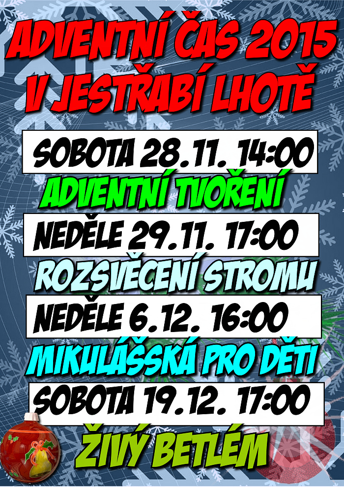 advent v jestrabi lhote 2015