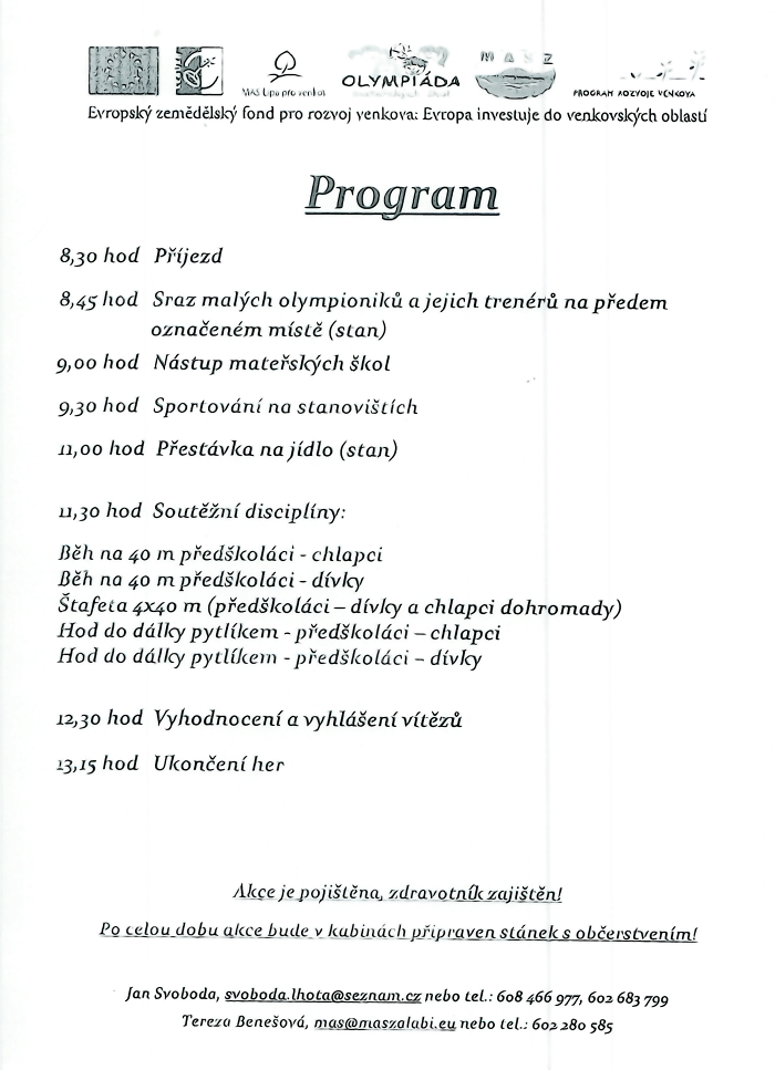 program oly MS 2015